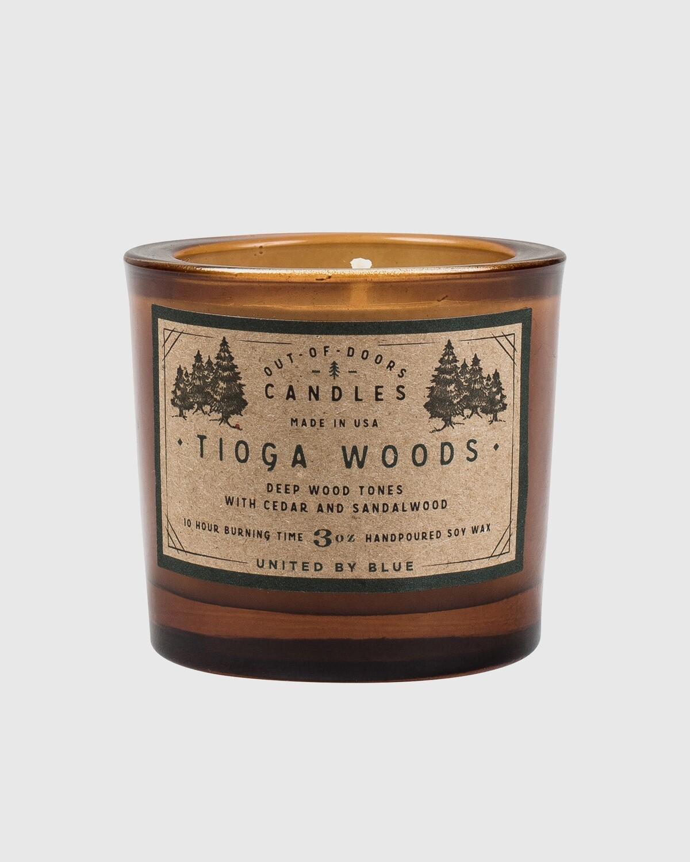 Tioga Woods – 3 Oz Candle