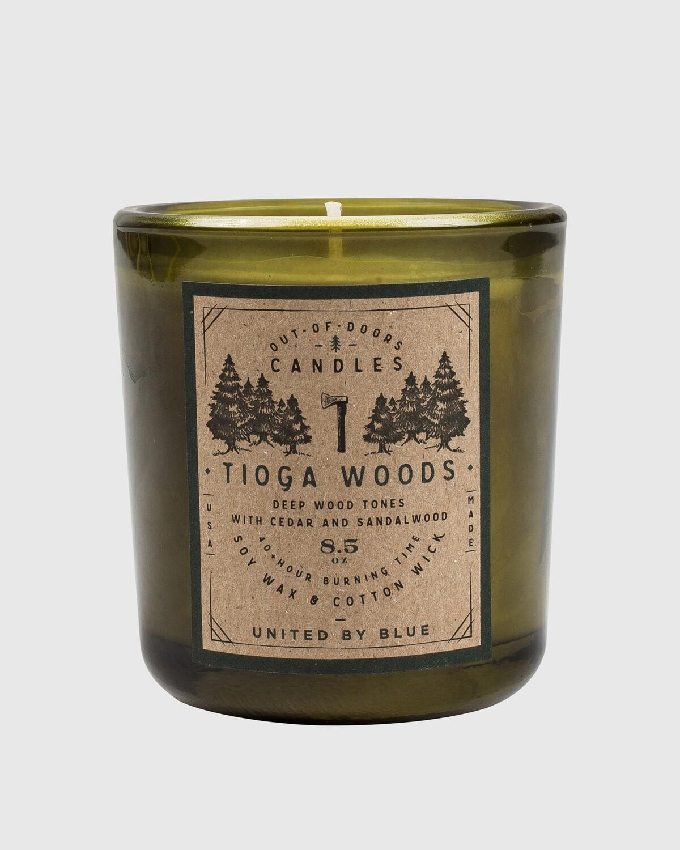 Tioga Woods – 8.5 Oz Candle