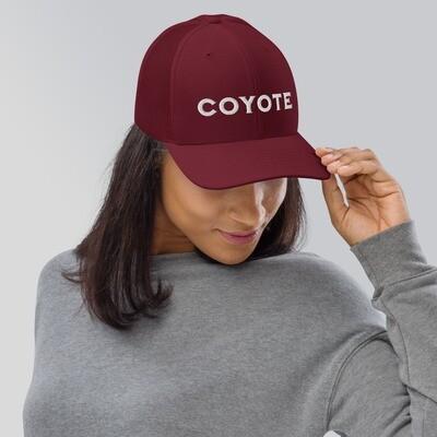 Coyote Lettering – Trucker Cap