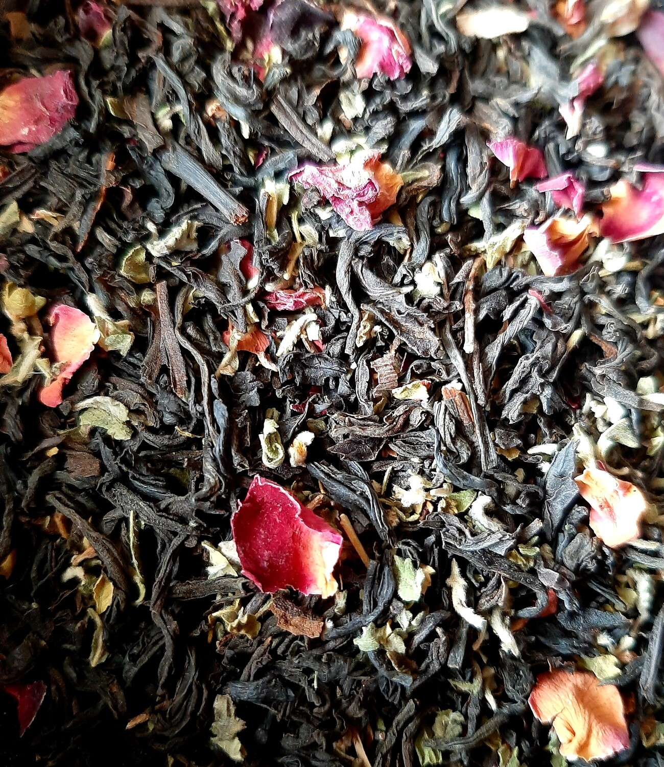 Black Rose Tea 2 oz