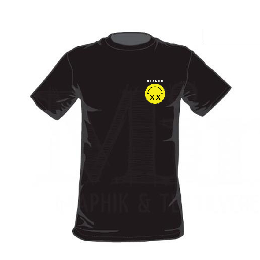 Bunker Shirt - Acid Smiley