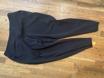 1190 32 * cool black size large active bottoms womens 080820