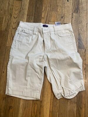 326 NYDJ Tan size 8 shorts women 082220