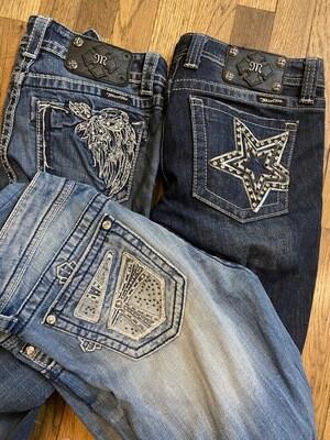 1282 various MissMe jeans qty 3