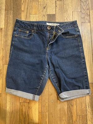 734 dkny jeans women jean short 14R 082720