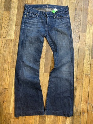 1282 seven jeans size 26 womens