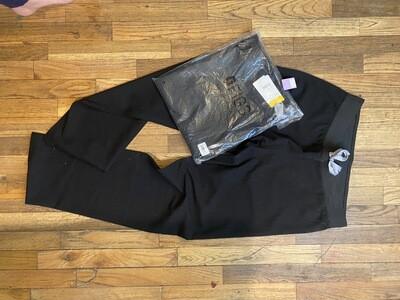 976 figs black scrub bottoms/living basic bottoms size med NEW 082720