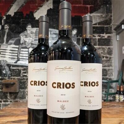 Crios Malbec Argentina 750ml.