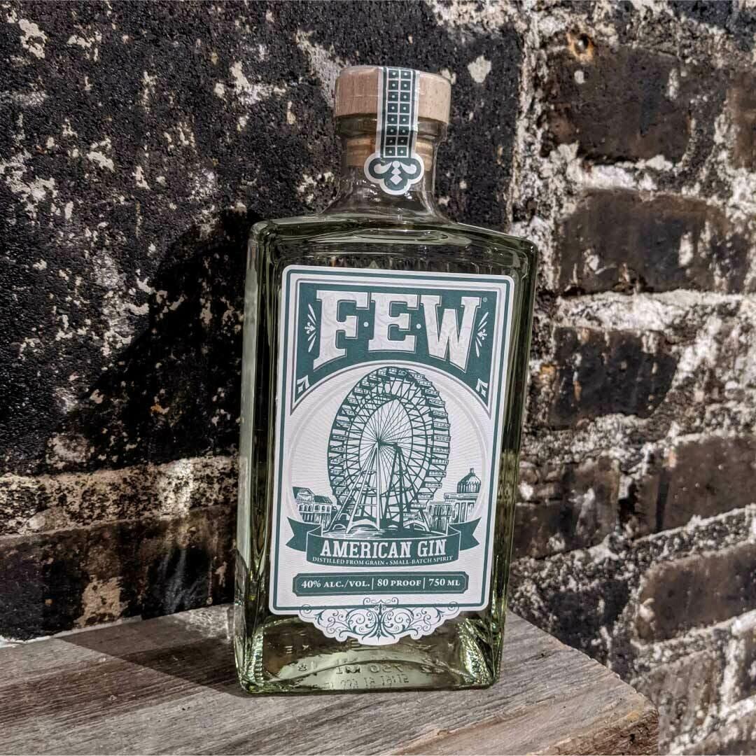 FEW Gin American 25.4 FL. OZ.