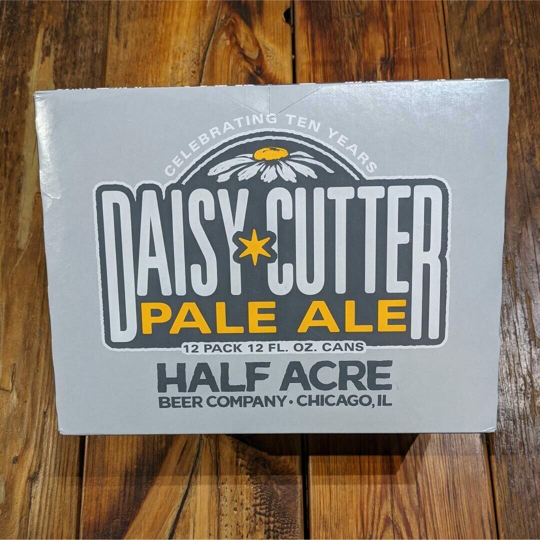 Half Acre Daisy Cutter 12 FL. OZ. 12PK Cans