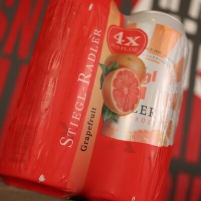 Stiegl Radler Grapefruit 16.9 FL. OZ. 4PK Cans