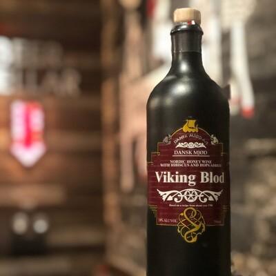 Dansk Mjod Viking Blod Nordic Honey Wine 25.4 FL. OZ.