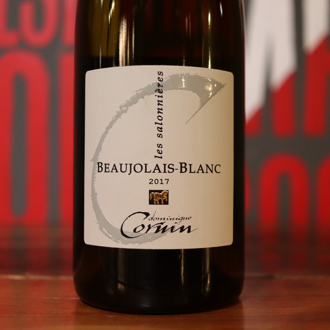 Dominique Cornin Beaujolais Blanc France 750ml.