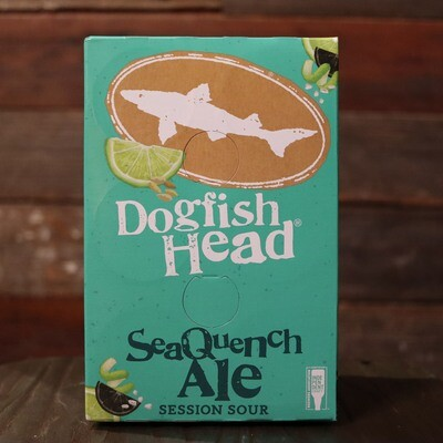 Dogfish Head Seaquench Session Sour 12 FL. OZ. 6PK Cans