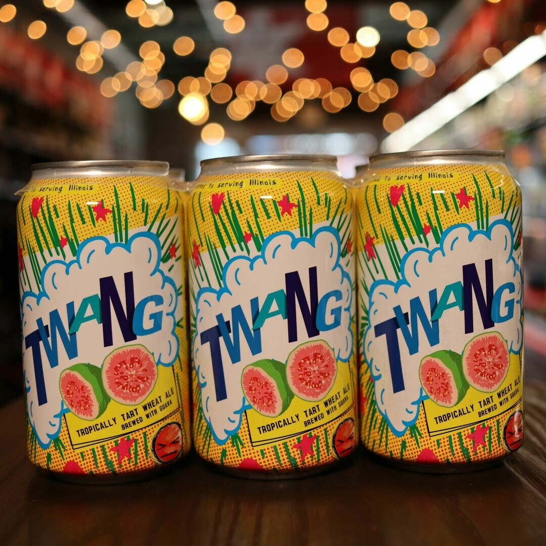 Spiteful Twang Tart Wheat Ale 12 FL. OZ. 6PK Cans