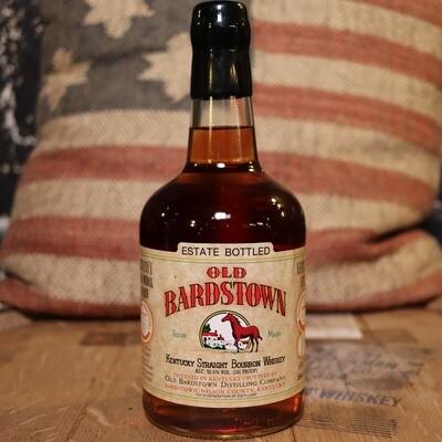 Old Bardstown Estate Bourbon 750ml.