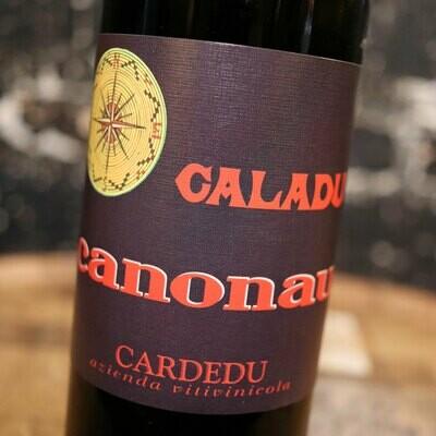 Caladu Canonau Cardedu Italy 750ml.