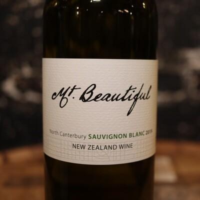 Mt. Beautiful Sauvignon Blanc New Zealand 750ml.