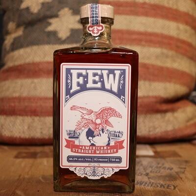 FEW American Whiskey 750ml.