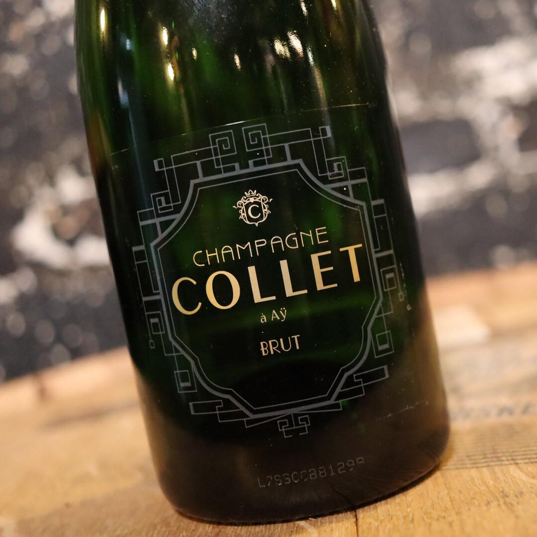 Collet Brut Champagne France 750ml.