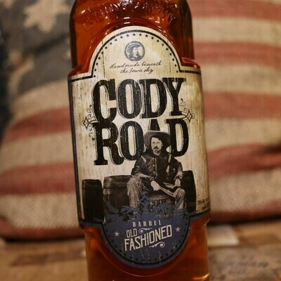 Cody Road Whiskey Old Fashioned 750ml.