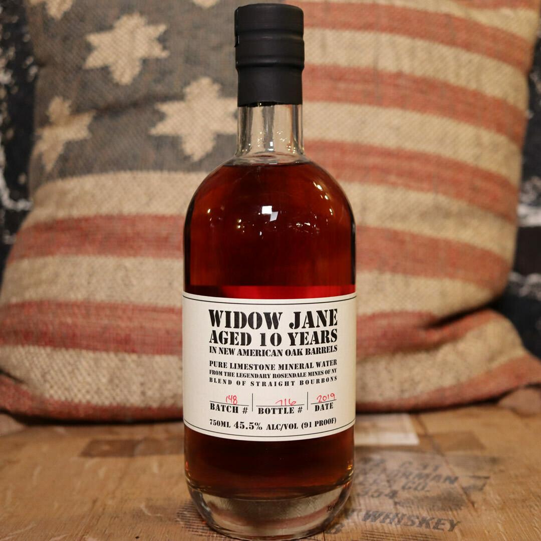 Widow Jane Bourbon Whiskey 750ml.