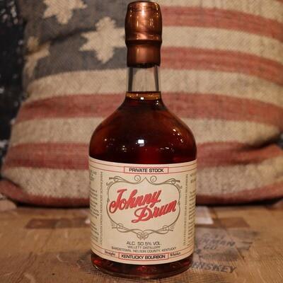Johnny Drum Kentucky Bourbon 750ml.
