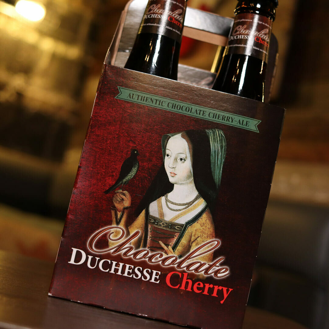 Duchesse Chocolate Cherry 11.2 FL. OZ. 4PK