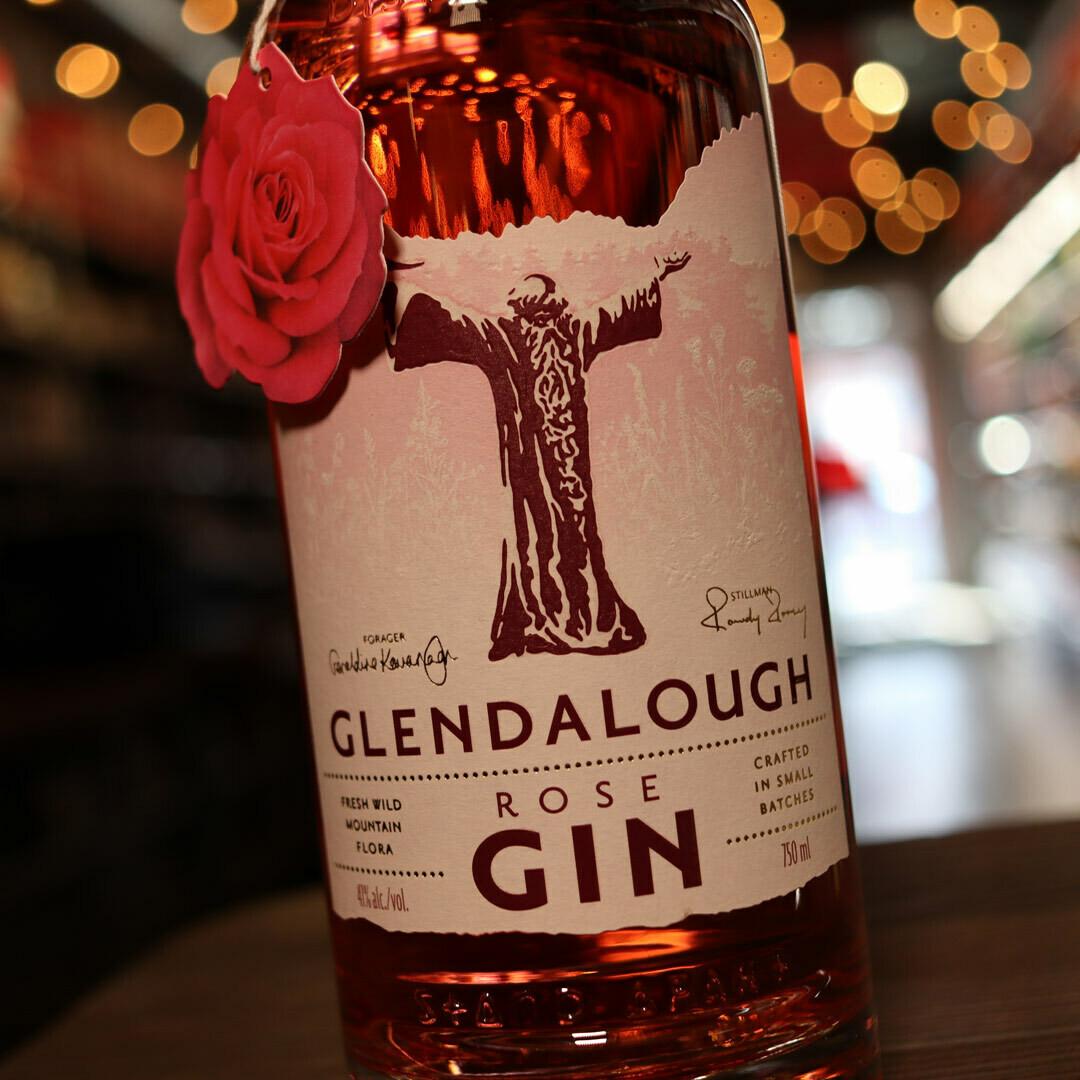 Glendalough Rosé Gin 750ml.