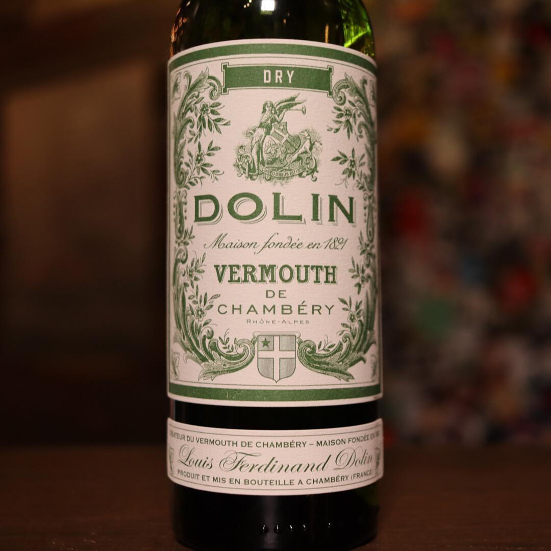 Dolin Vermouth de Chambery Dry 375ml.
