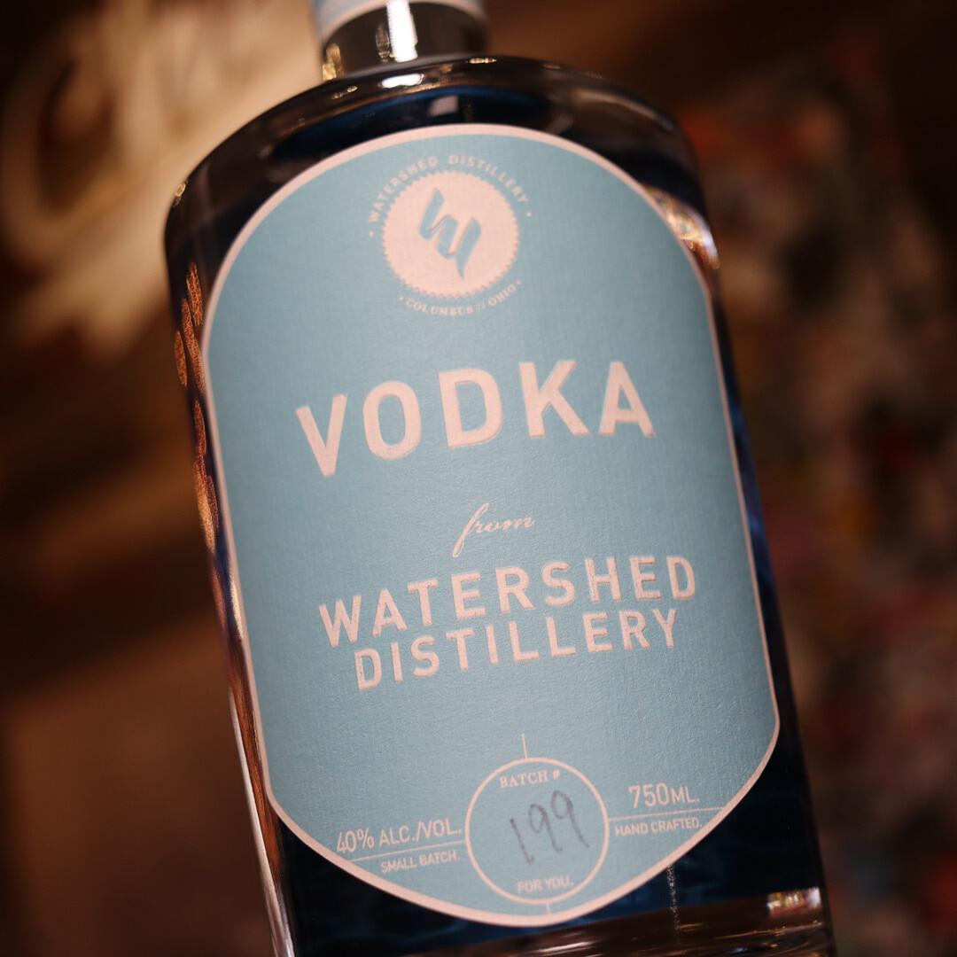 Watershed Vodka 750ml.