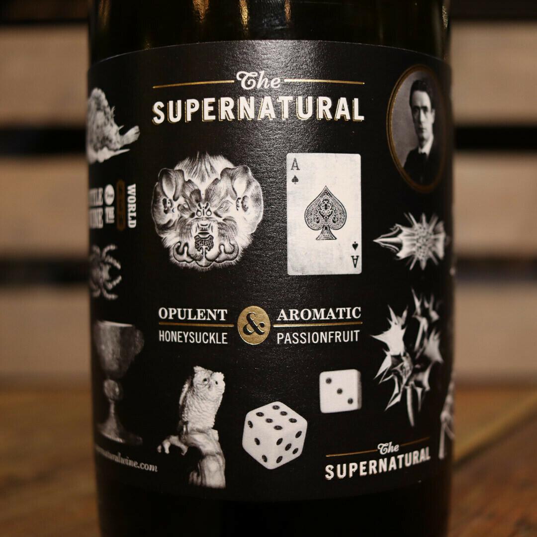 Supernatural Sauvignon Blanc New Zealand 750ml.