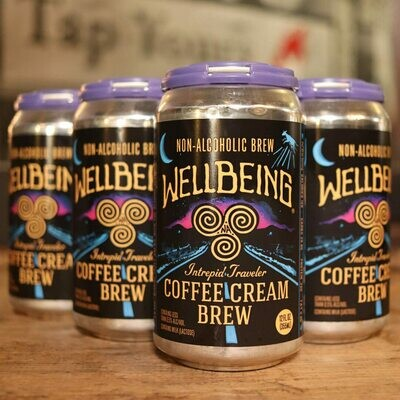 Well Being Coffee Stout N/A 12 FL. OZ. 6PK Cans