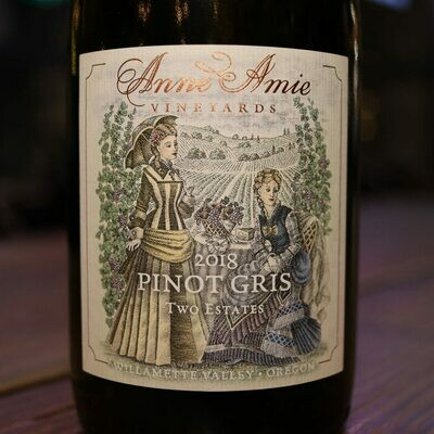 Anne Amie Pinot Gris Willamette Valley Oregon 750ml.