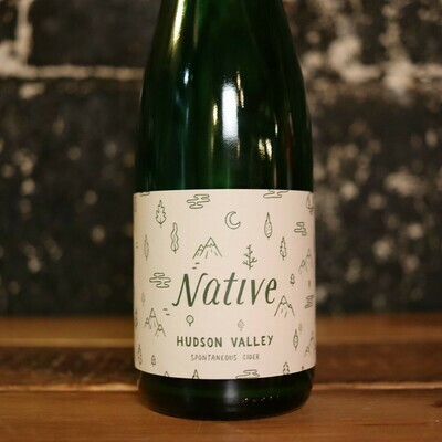 Graft Cider Native 375ml.
