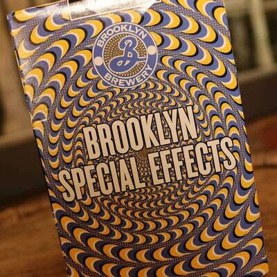 Brooklyn Special Effects Non-Alcoholic 12 FL. OZ. 6PK Cans