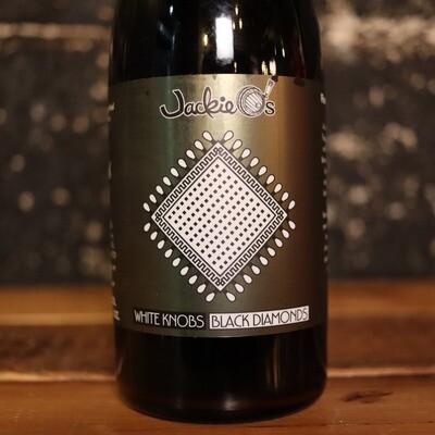 Jackie O's White Knobs Black Diamonds 16.9 FL. OZ.
