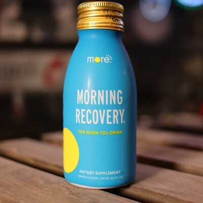 Morning Recovery 3.4 FL. OZ. 1 CT.