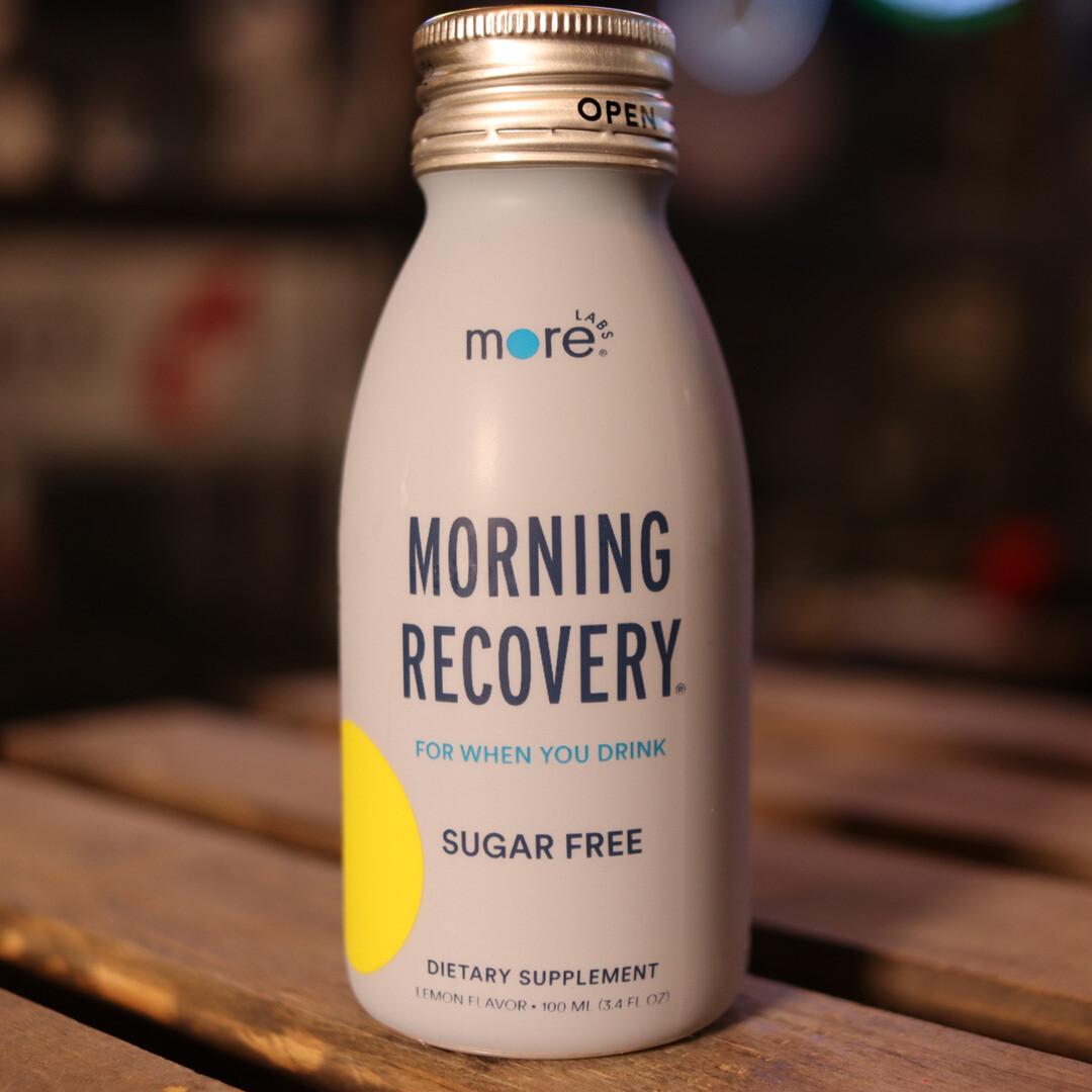 Morning Recovery Sugar Free 3.4 FL. OZ.