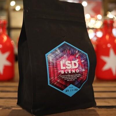 Passion House LSD Blend Whole Bean 12 OZ. BAG