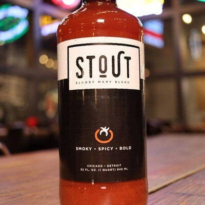 STOUT Bloody Mary Blend 32 FL. OZ.