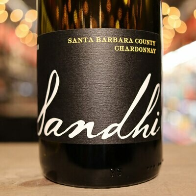 Sandhi Chardonnay Santa Barbara California 750ml.