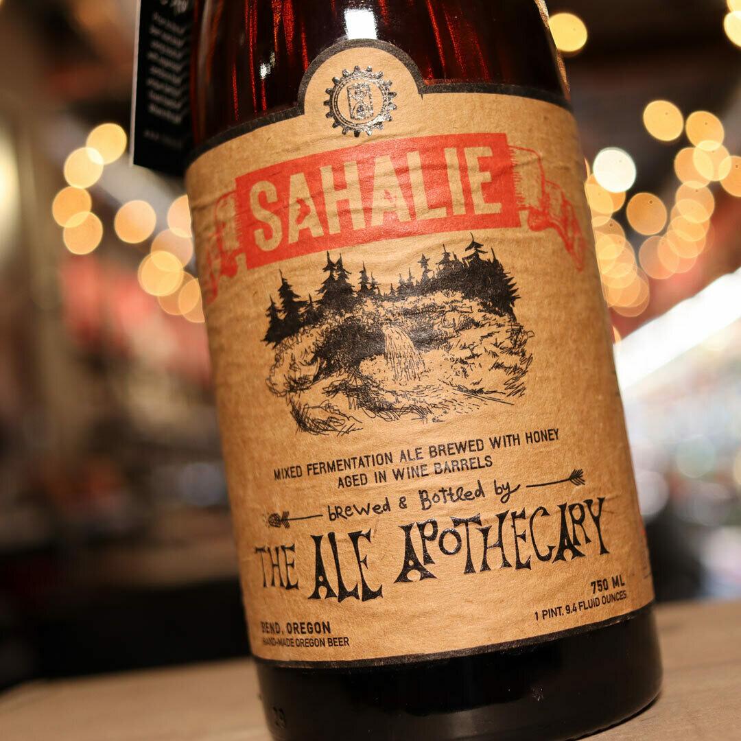 The Ale Apothecary Sahalie 750ml.