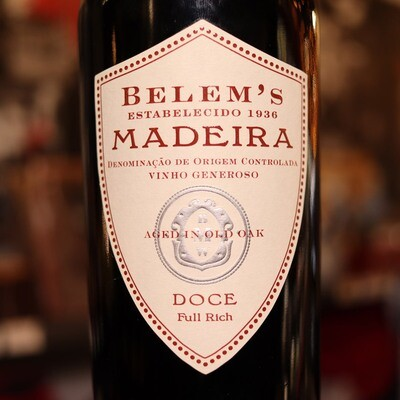 Belem's Madeira Full Rich Sherry 500ml