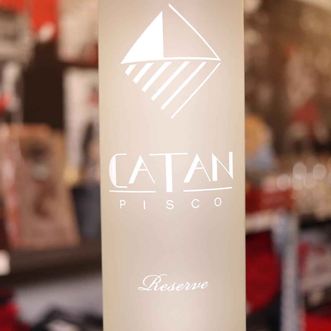 Catan Pisco 750ml.