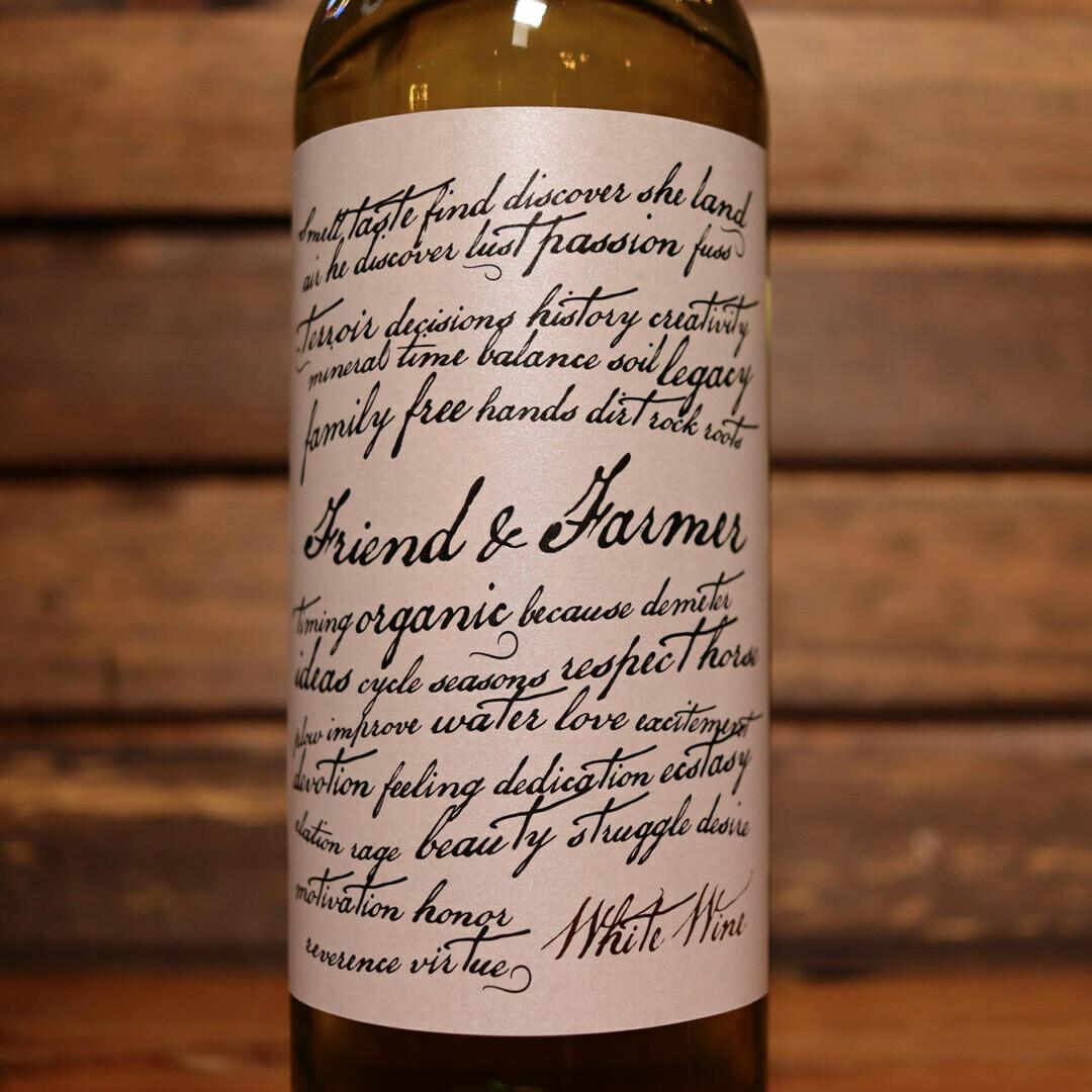Friend & Farmer Verdejo White Wine Spain 750ml