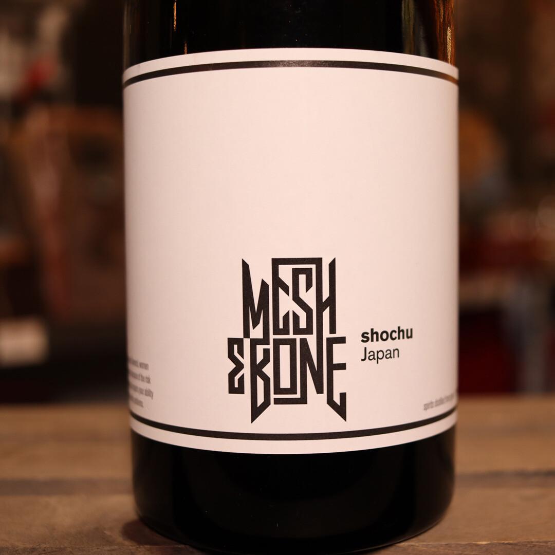 Mesh & Bone Shochu 750ml.