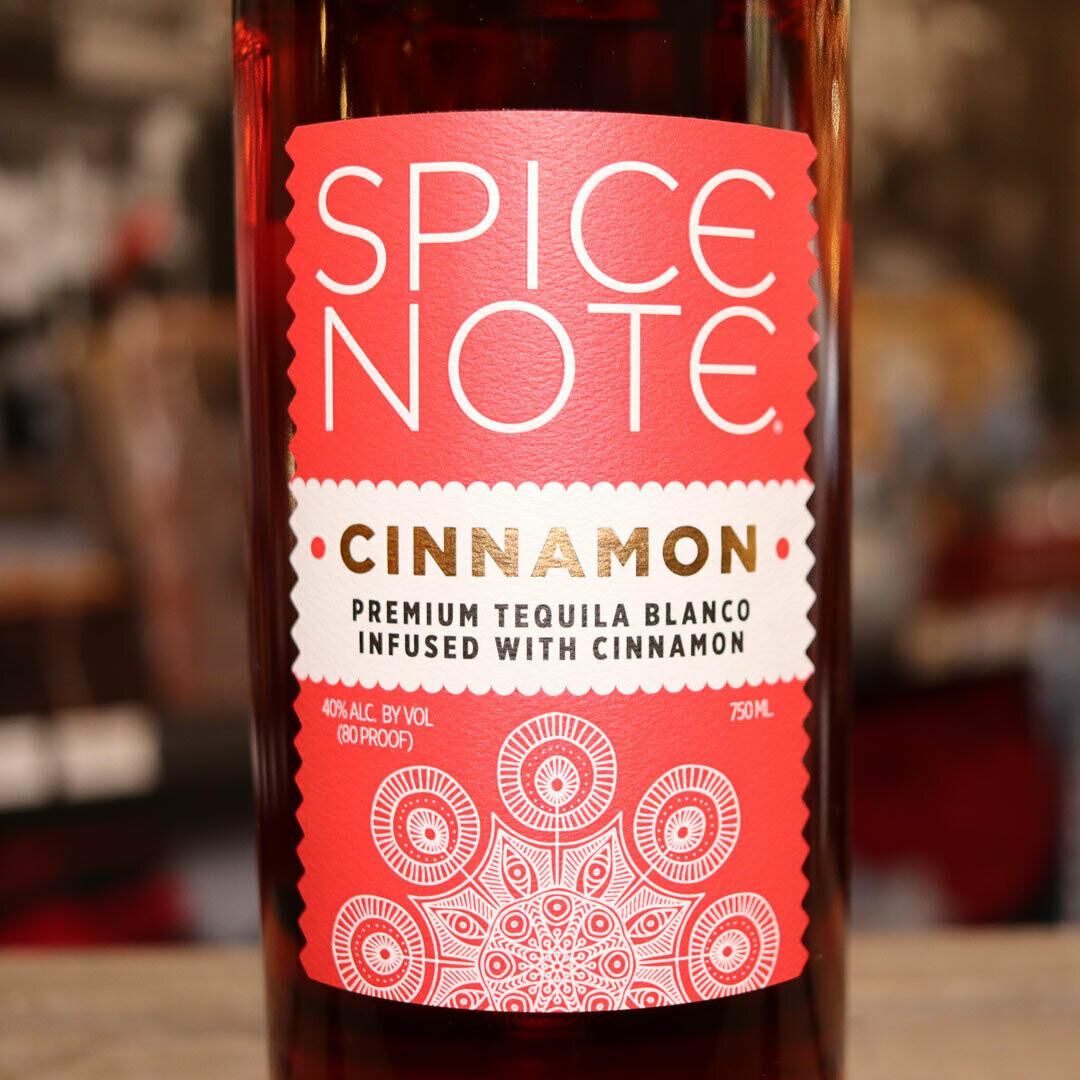 Spice Note Cinnamon Spiced Blanco Tequila 750 ML