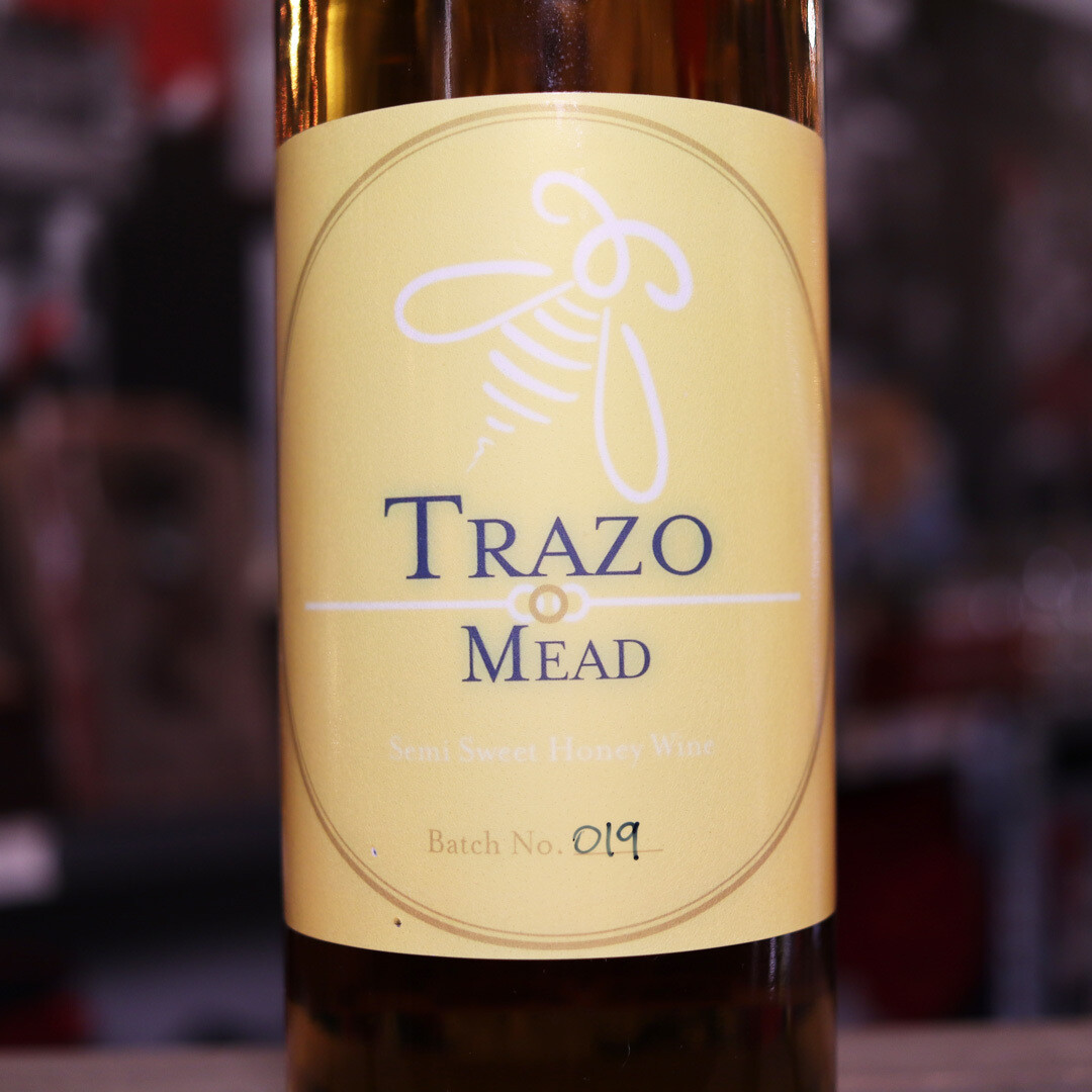 Trazo Mead Orange Blossom Mead Batch No. 003 750 ml.