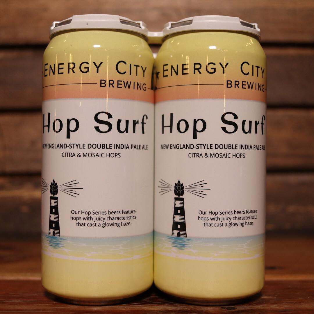 Energy City Hop Surf NEDIPA 16 FL. OZ. 4PK Cans